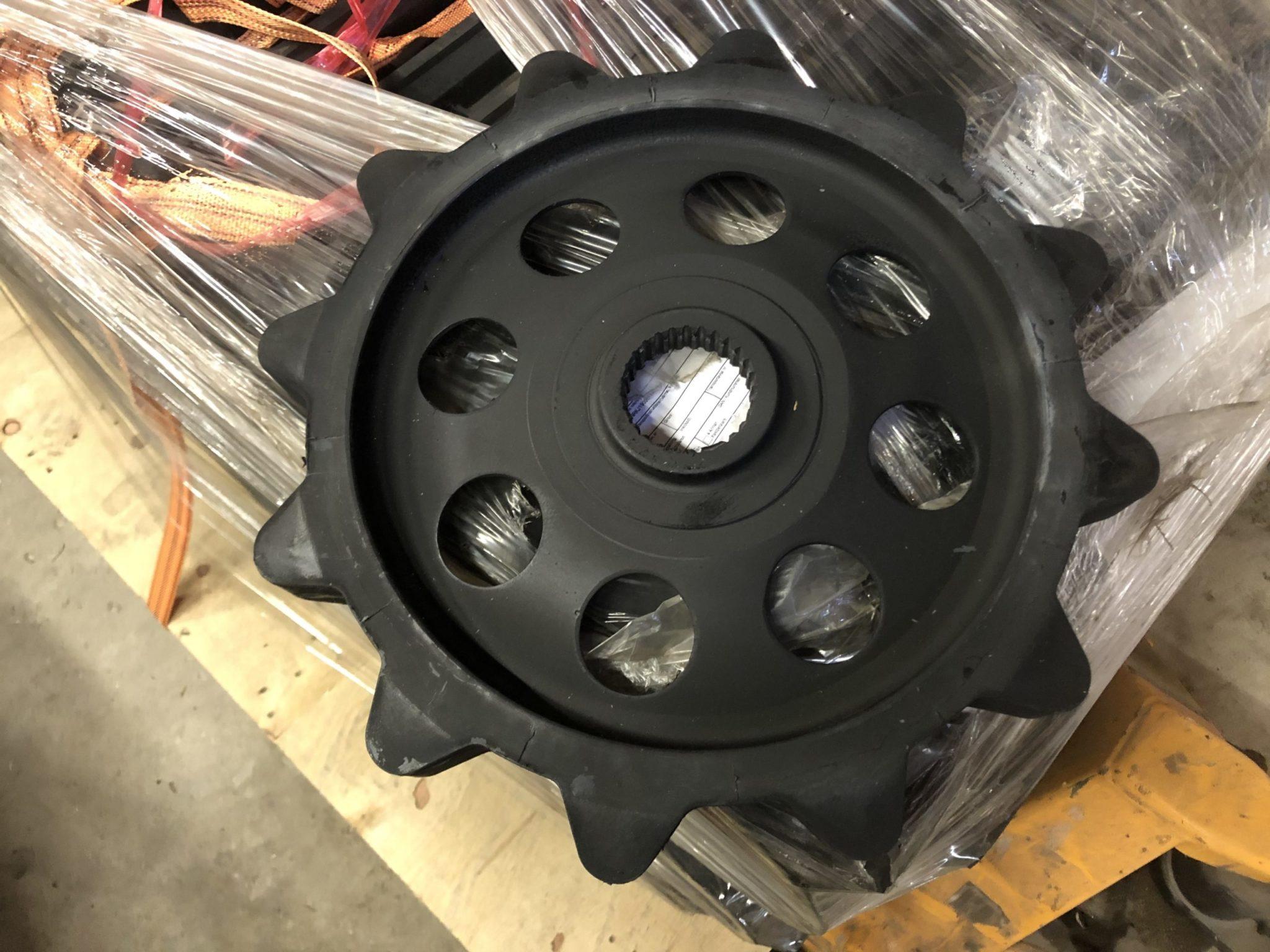 Drivhjul nytt