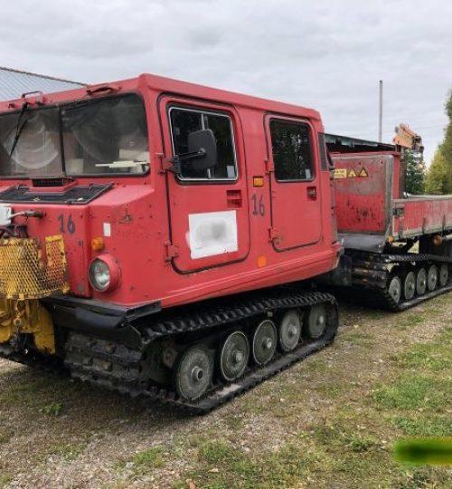 Hägglunds Bandvagn BV206